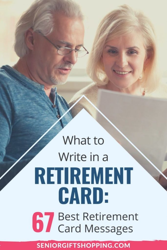 what to write in a retirement card | best things to say on a retirement card | best things to write in a retirement card